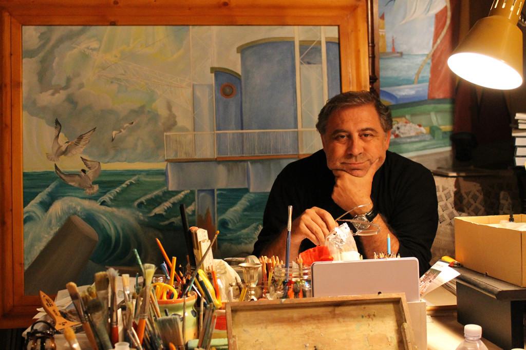 Sergio Lanzoni - Biografia